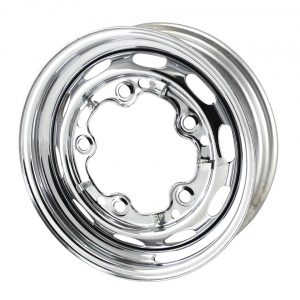 Chromed wheel 15 x 4.55 lug (5x205)ET +25 - Exterior - Wheel rims and accessories - Porsche 356 wheel rims  - Generic