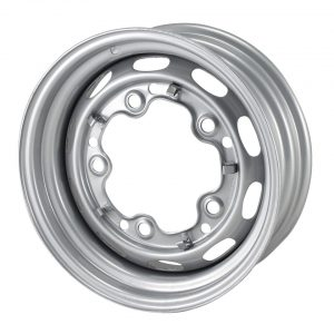 Standard wheel 15 x 5.5Grey, 5 lug (5x205)ET +15 - Exterior - Wheel rims and accessories - Porsche 356 wheel rims  - Generic