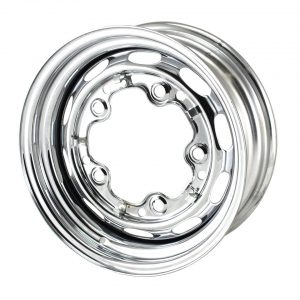 Chrome wheel, 15 x 5.55 lug (5x205)ET +15 - Exterior - Wheel rims and accessories - Porsche 356 wheel rims  - Generic
