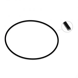 Seal for speedometer - Interior - Dashboard and accessories - Chrome ring around stock style speedometer  - Generic