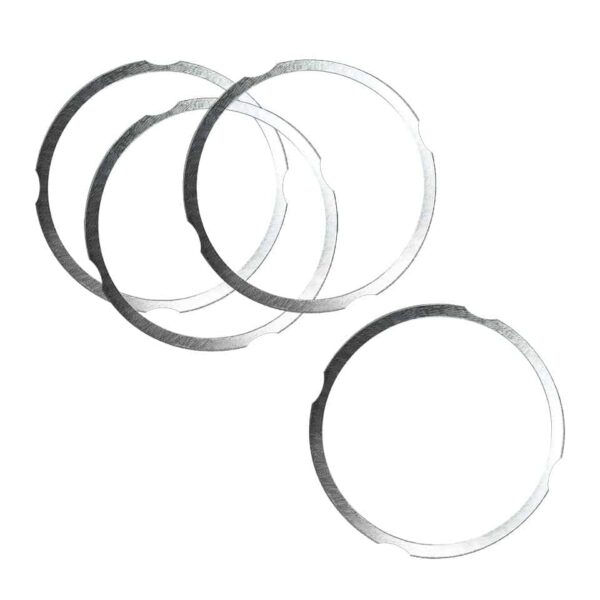 Cilinder rings, 4 pieces - Engine - Lower block - Cilinder rings  - Generic