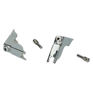 Vent wing hinge convertible, complete with screw, as pair - Interior - Door finish and emergency brake - Vent wing locks and hinges  - Generic