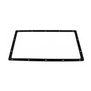 Air duct flap seal - Interior - Dashboard and accessories - Bus Fresh Air System 55-67 (Xview 08-01)  - Generic