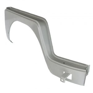 Wheel arch front right - Exterior - Body parts - Bodywork Bus, -67 Bodyparts (XView 1-05)  - Silver Weld Through