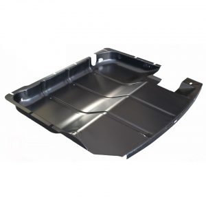 Cover plate under pedals - Exterior - Body parts - Bodywork Bus, -67 Bodyparts (XView 1-05)  - Generic