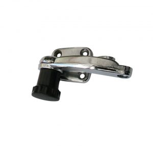 Pop-out window latch, black, right - Exterior - Windows and accessories - Pop-out and accessories  - Generic