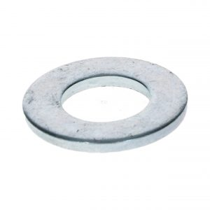 Spacer ring M10 Din 125A - Fixing material - Rings - Galvanized spacer ring  - Generic