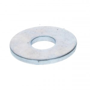 Spacer ring large M6 Din 9021 - Fixing material - Rings - Galvanized spacer ring  - Generic