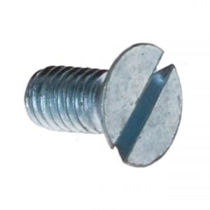 groove head bolt M3 x 6mm Din 963 - Fixing material - Bolts - Groove head bolt  - Generic