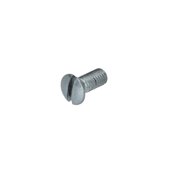 Screw countersunk speared head M5x12 - Fixing material - Bolts - Groove head bolt  - Generic