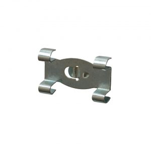 Clips for outer sill moulding, each - Exterior - Accessories - Chrome moulding kits and mounting pieces  - Generic