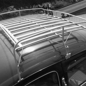 Roofrack - Beetle (grey lacquered) - Exterior - Accessories - Roof rack  Beetle  - Generic