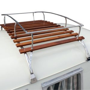 Roof rack, 2 bows, S/S - Exterior - Accessories - Roofrack  Bus  - Generic