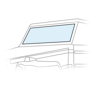 Windshield, clear - Exterior - Windows and accessories - Windows - for aircooled VW (XView 1-09)  - BBT Production
