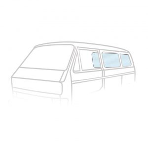 Rear window heated - Exterior - Windows and accessories - Windows,  Type 25  - Generic