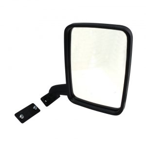 Mirror right convex - Exterior - Mirrors and latches - Original mirrors and accessories  - Generic