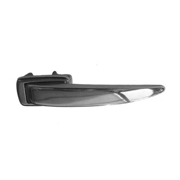 Door latch without keys - Exterior - Mirrors and latches - Latches and locks  - Generic