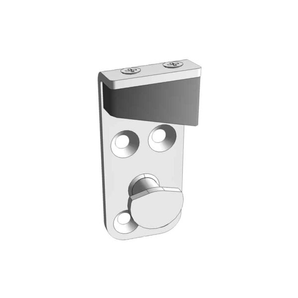 Lock catch door - Beelte 08/66- right - Exterior - Mirrors and latches - Latches and locks  - Generic