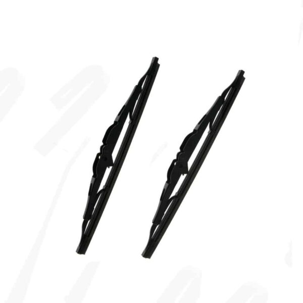 Windscreen Wipers, as pair, 260mm (10 inch) - Exterior - Windscreen wipers - Wipers  - Generic