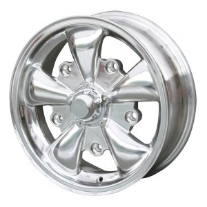 Wheel, polished5 spoke5 lug (5x205) ET +20 - Exterior - Wheel rims and accessories - 5 and 8 spoke wheel  - Generic