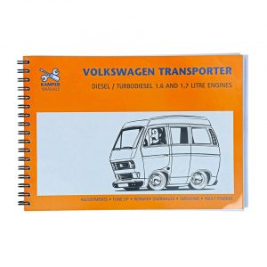 Workshop manual diesel/turbodiesel 16/1700 - Manuals - Books - Technical books Bus/Type 3/ Porsche  - Generic