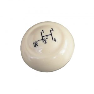 Shift knob 7mm Ivory - Vintage Speed - Interior - Shifters and steering wheels - Shift knob  - Vintage Speed