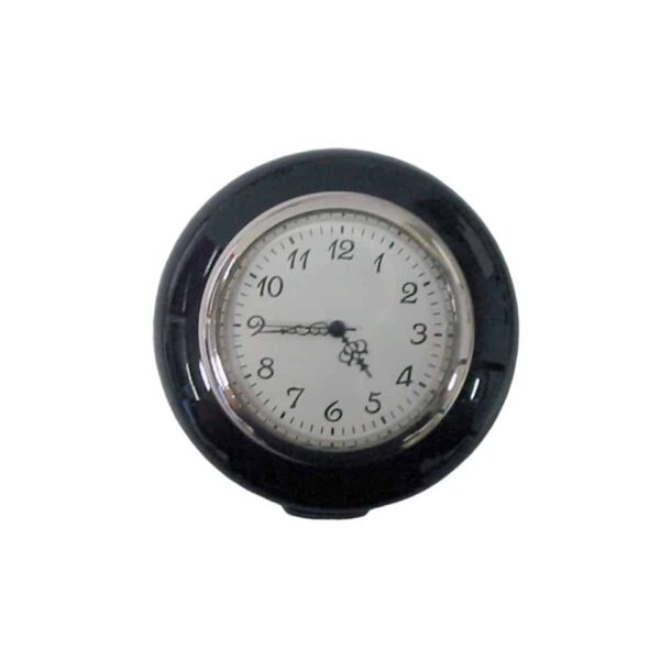 Horn button with clock - Interior - Shifters and steering wheels - Horn accessories  - Generic