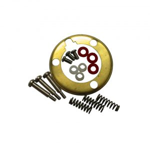 Horn ring screw kit - Interior - Shifters and steering wheels - Horn ring  - Generic