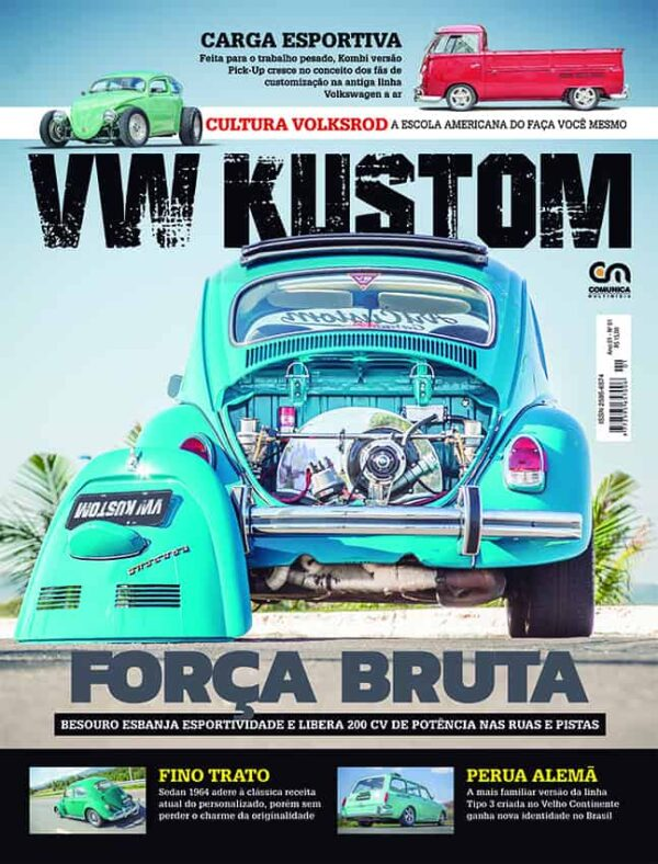 VW Kustom 01 - Manuals - Books - Informative booksDivers  - Generic
