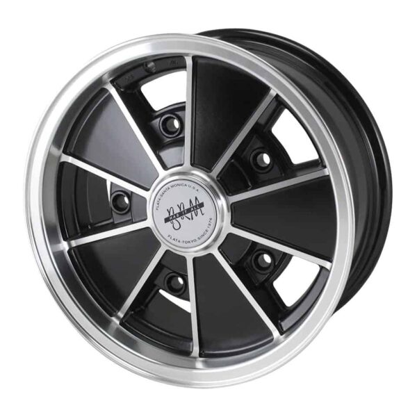 BRM wheel, aluminium/black15 x 6.55 lug (5x205)ET +12 - Exterior - Wheel rims and accessories - BRM wheel  - Flat 4