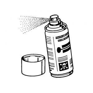 Glue spray-can - Maintenance products - Maintenance products - Maintenance  - Generic