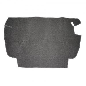 Trunk covering, Beetle, black - Interior - Trunk clothing - Trunk covering  - Generic