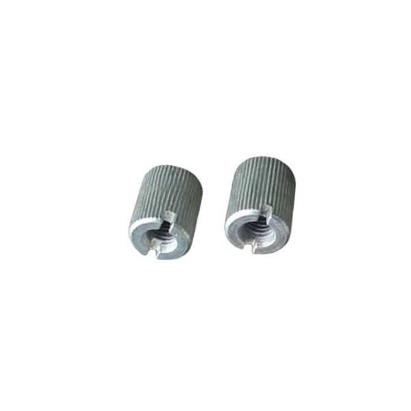Wire cover nuts, as pair - Interior - Trunk clothing - Dashboard protection  - Generic