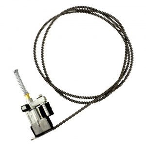 Sunroof cable, right - Interior - Headliner clothing and sunvisors - Sliding roof parts  - Generic