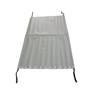 Sunroof top/ white - Interior - Headliner clothing and sunvisors - Sliding roof parts  - Generic