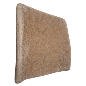 Seat padding 1/3 front backrest - Interior - Seats and accessories - Seat padding  - Generic