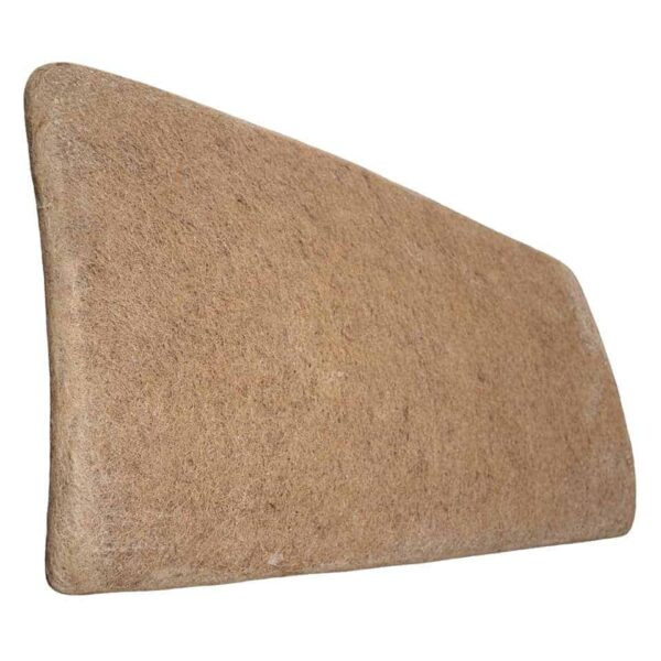 Seat padding 2/3 backrest middle seat - Interior - Seats and accessories - Seat padding  - Generic