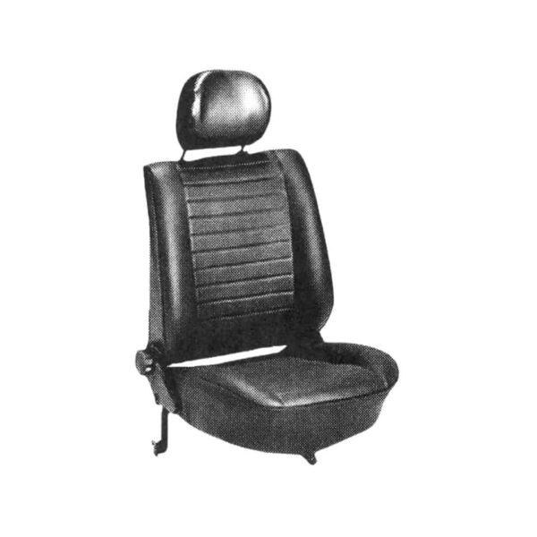 Square weave - Interior - Seats and accessories - Seat covers  - Generic