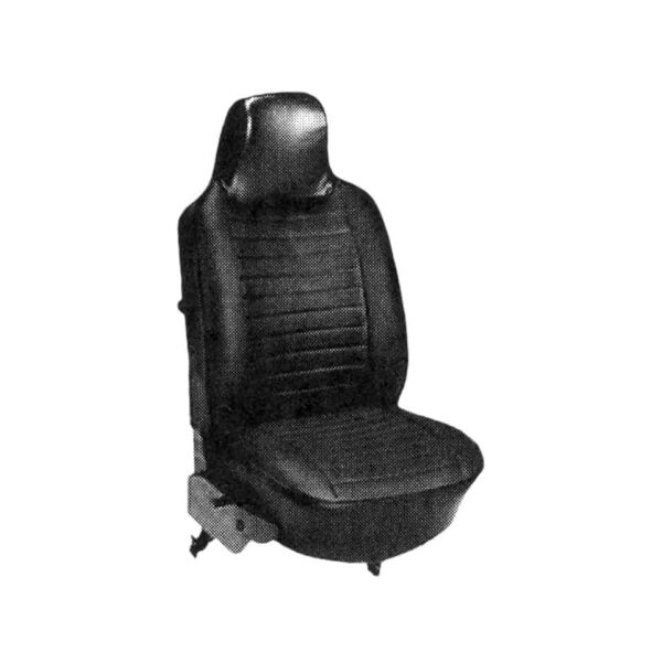 Square weave convertible - Interior - Seats and accessories - Seat covers  - Generic