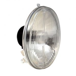 H4 headlight round - Electrical section - Headlights and accessories - Headlamp  Type 25  - Generic