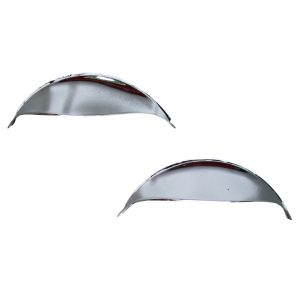 Eyebrows - Electrical section - Headlights and accessories - Eyebrows and headlight covers  - Flat 4