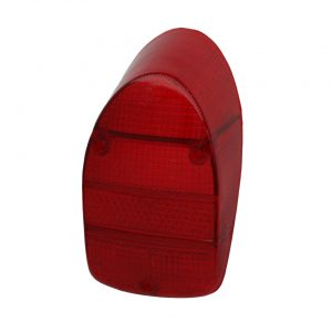 Tail light lensRed/red/redeach - Electrical section - Lights and glasses - Tail lights  Beetle  - Generic