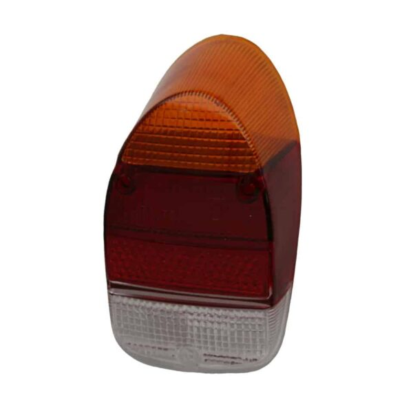 Tail light lens, EuropeanOrange/red/transparenteach - Electrical section - Lights and glasses - Tail lights  Beetle  - Generic