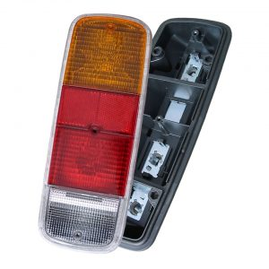 Tail light, European, economy, each - Electrical section - Lights and glasses - Tail lights  Bus  - Generic