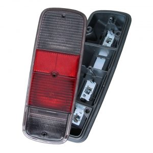 Tail light, smoke, economy, each - Electrical section - Lights and glasses - Tail lights  Bus  - Generic