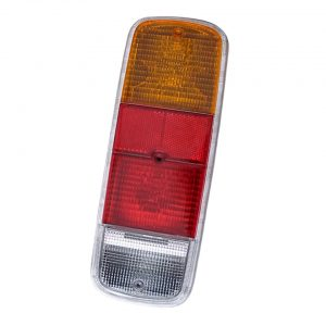 Tail light lens, European, economy, each - Electrical section - Lights and glasses - Tail lights  Bus  - Generic