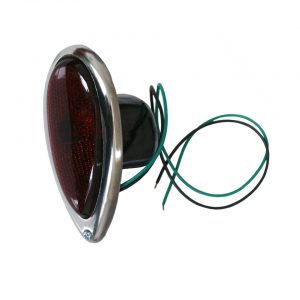 Tail light Tear drop - Electrical section - Lights and glasses - Custom tail lights  - Generic