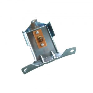 License light bulb holder - Electrical section - Lights and indicators - License plate holder  - Generic