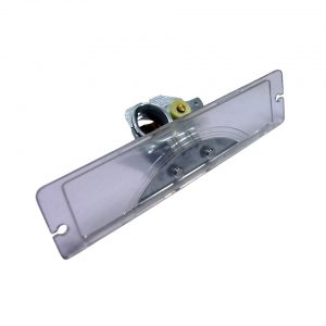 Licence plate light - Electrical section - Lights and indicators - License plate holder  - Generic