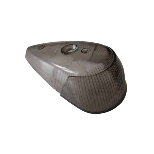 Front turn signal indicator lens, smoke - Electrical section - Lights and indicators - Direction indicators  BeetleSold each  - Generic